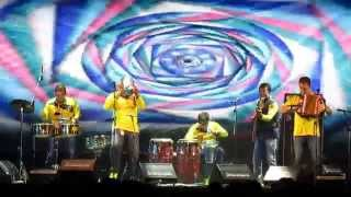Rey Vallenato Beto Jamaica & his Band Live at Jarasum Jazz festival Korea 2014