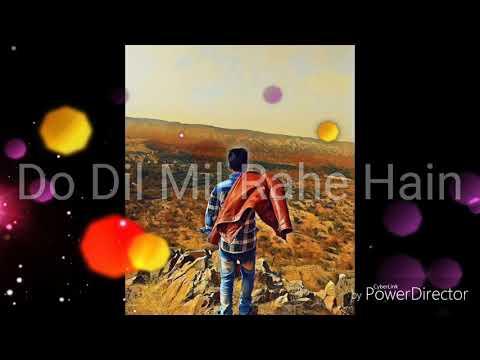 Do dil mil rahe hain | Pardes | Kumar Sanu | SRK | Javed Ansari