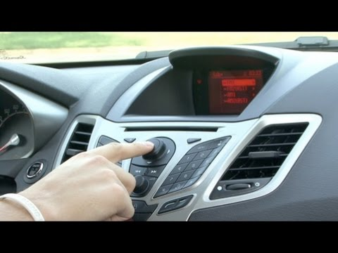 2011 Ford Fiesta - Interior Features