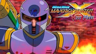 Vile Mode Playthrough on Maverick Hunter X!