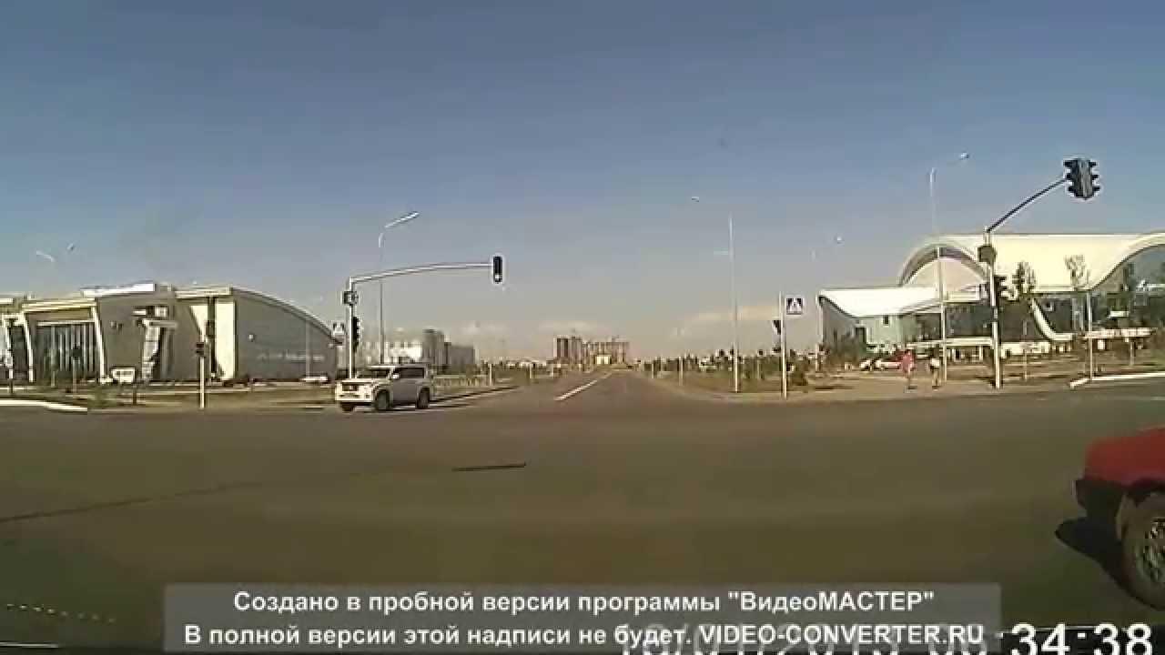 Хамло на дорогах Караганды