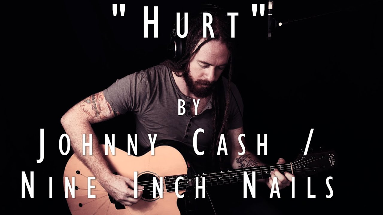 Johnny Cash (Nine Inch Nails) - Hurt (cover by Ari Lotringer) - YouTube