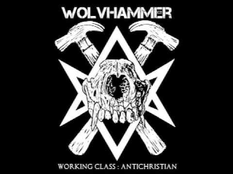 Wolvhammer - Bathed in Moonblood and Wolflight
