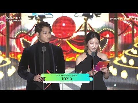 2016.11.19 MelOn Music Awards (Beom Cut)
