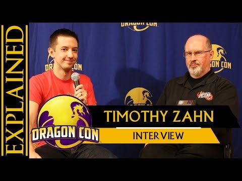 Timothy Zahn Discusses Bringing Thrawn Back, the Chiss Ascendancy, the Unknown Regions, and More!