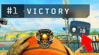 I TOOK THE BASKETBALL ALL THE WAY... 😂 (COD Blackout BR)