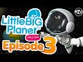 LittleBigPlanet PSP Gameplay - Story Mode Playthrough - Episode 3