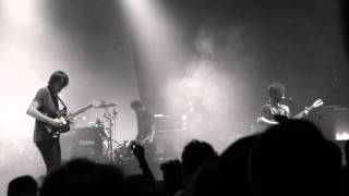 FOALS - Milk & Black Spiders - Live @ L'Olympia, Paris - March, 25th 2013
