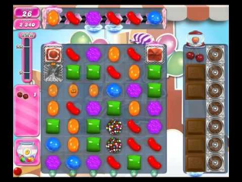 Candy Crush Saga Level 1702 - NO BOOSTERS