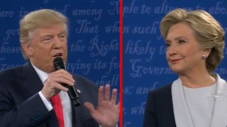 BEST MOMENT OF THE DEBATE: WATCH TRUMP BEAT HILLARY WITH THESE 4 EPIC WORDS