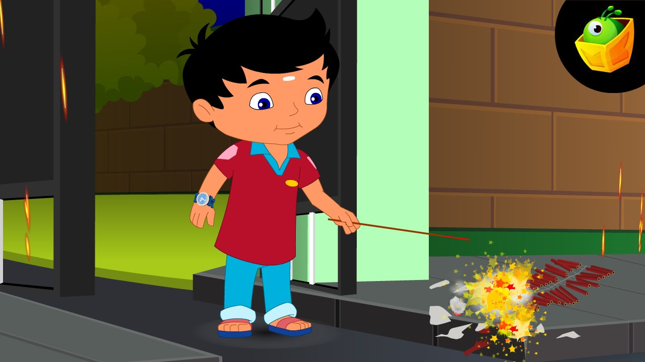 Aayi Diwali Aayi Diwali - Hindi Animated/Cartoon Nursery Rhymes For ... for diwali animation for kids  75sfw