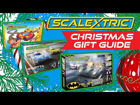 SCALEXTRIC | Christmas GIFT GUIDE