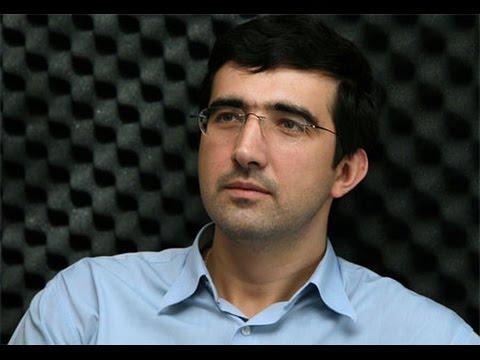 Vladimir Kramnik le tombeur de Kasparov - biographie