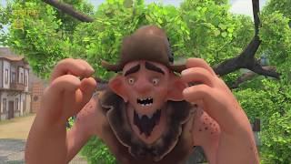 Emiray 5. Bölüm - Devler Köye Saldırıyor - TRT Çocuk Çizgi Film
