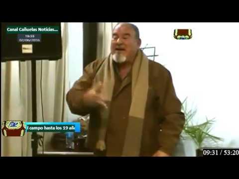 """Cañuelas Noticias """"Stream, Carlos Loray Instituto Cultural Cañuelas"""