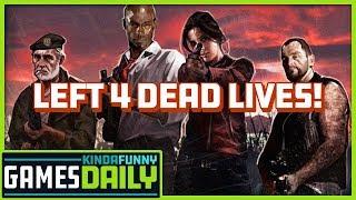 Left 4 Dead Lives (Kinda) - Kinda Funny Games Daily 03.14.19