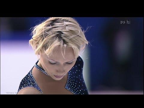 """[HD] Maria Butyrskaya - """"17 Moments of Spring"""" 2000/2001 GPF - Round 1 Free Skating"""