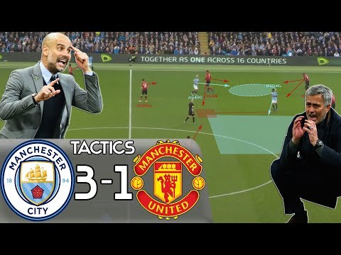 How Pep Showed The Difference Between Manchester United & Manchester City By Outclassing Mourinho Mp3