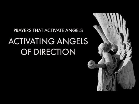 Activating Angels of Direction | Prayers That Activate Angels