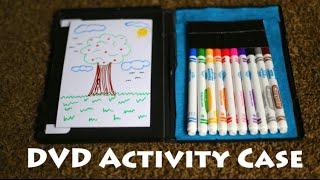 DVD Activity Case! Road Trip Art Kit!