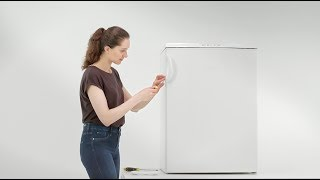 How to change the handle of your Electrolux fridge or freezer?