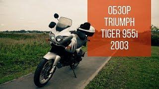 TRIUMPH Tiger 955i. САМЫЙ недооценённый тур-ЭНДУРО (обзор)