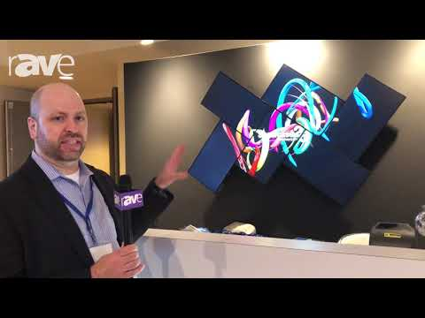 NEC NY Showcase: NEC Display Shows Off EX241UN in Video Wall Configuration Using Userful Software