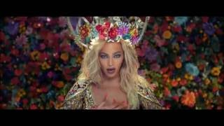 Coldplay - Hymn For The Weekend ft.  Beyonce  (Official video)