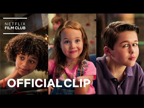 We Can Be Heroes   Meet the Super Kids Scene   Netflix