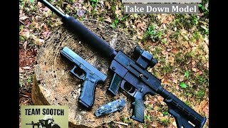 just right carbine 9mm take down model review