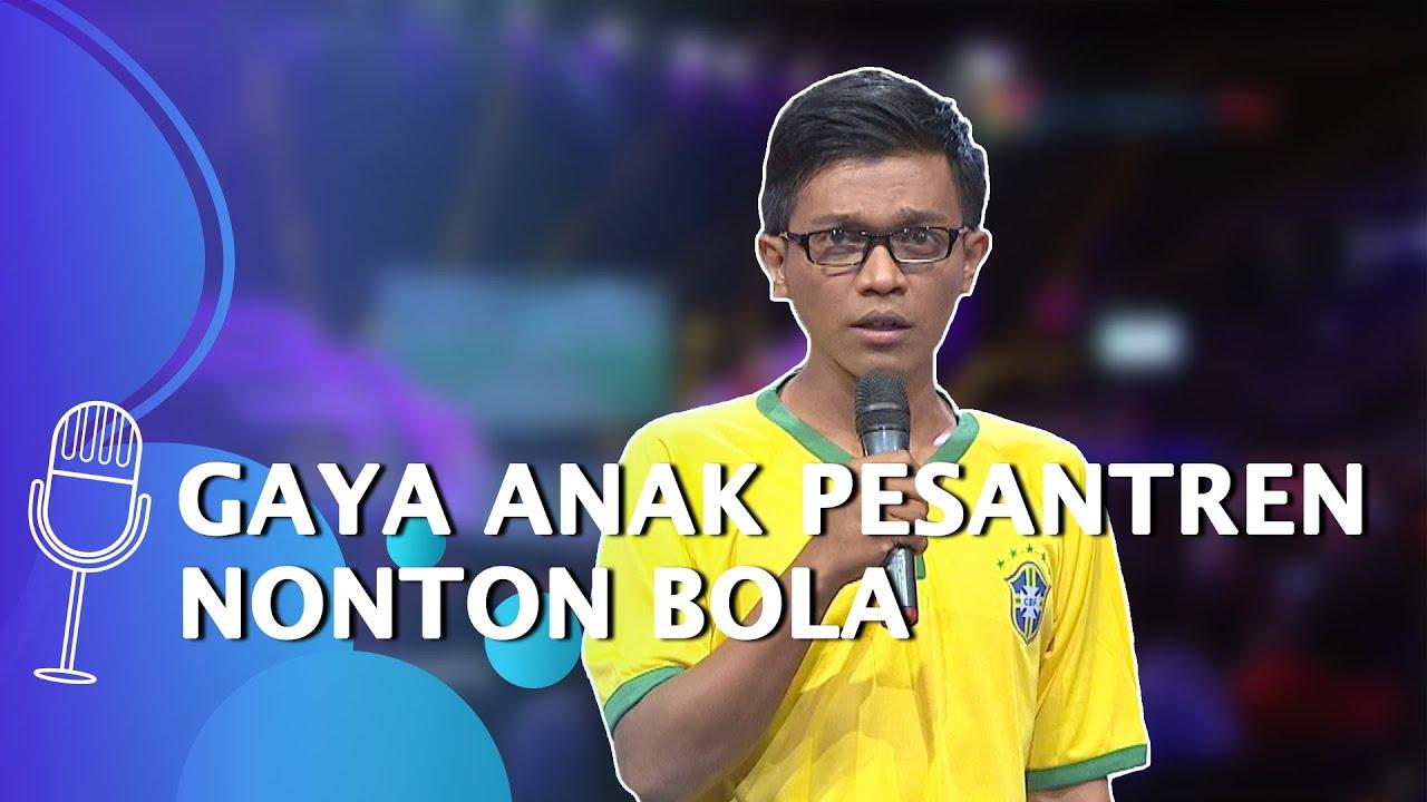 Stand Up Dzawin Nur: Anak Pesantren Main Bola, Abis 'Ngegolin' Itu Sholat - SUCI 4