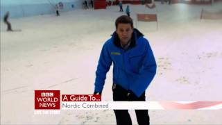 A guide to ... Nordic combined - Sochi 2014 - Winter Olympic Games - BBC News