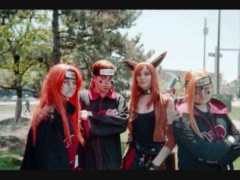 Fall Path Wallpaper 6 Paths Of Pain Cosplay Youtube