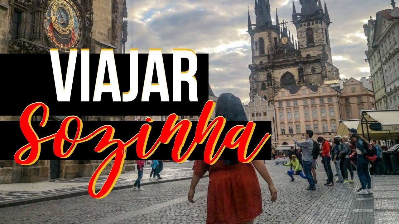 Como é VIAJAR SOZINHA? | Experiências de viagem  | Júlia Orige