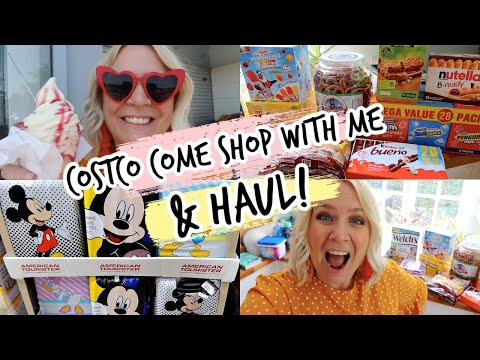 COSTCO COME SHOP WITH ME & HAUL JULY!