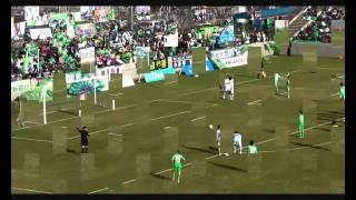2010年JFL最終節ガイナーレ鳥取対FC琉球