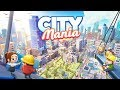City Mania: Town Building Game| iOS App (iPhone, iPad) | Android Video Gameplay‬ Full HD 1080p
