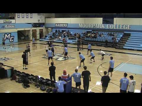 Moorpark College Alumni Match 2017 Set 2
