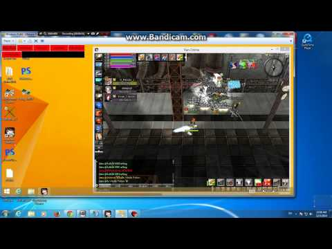สอนวิธี Bot auto clik Ran Online  Part 1