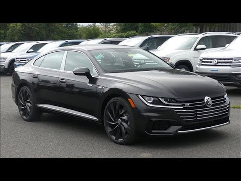 New 2019 Volkswagen Arteon Sterling Chantilly, VA #V601013