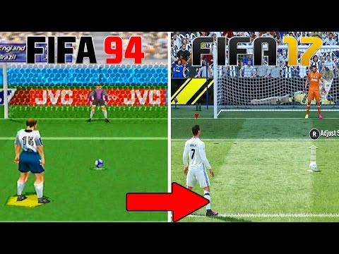 FIFA Football - Von 1994 bis HEUTE!