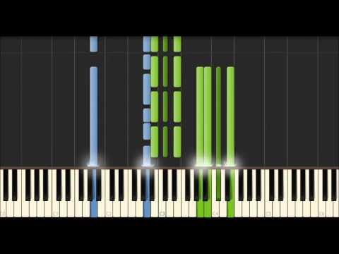 栄光の架橋(ピアノ) ゆず