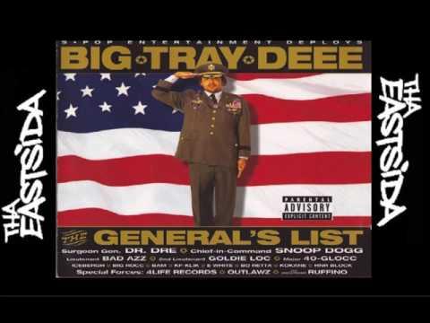 Big Tray Deee - Finer Thangzzz Feat. 40 Glocc, L.V.