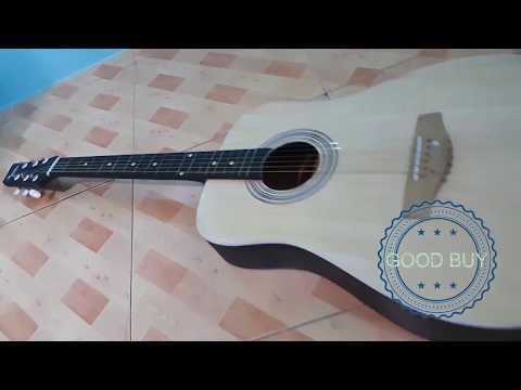 LAZADA UNBOX! Lazada's Cheapest Mactan Guitar- Check it out!