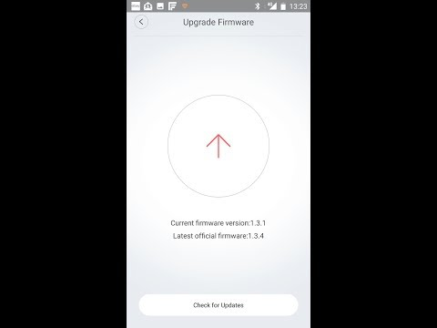 New firmware update 1 3 4 is avalaible for the xiaomi scooter