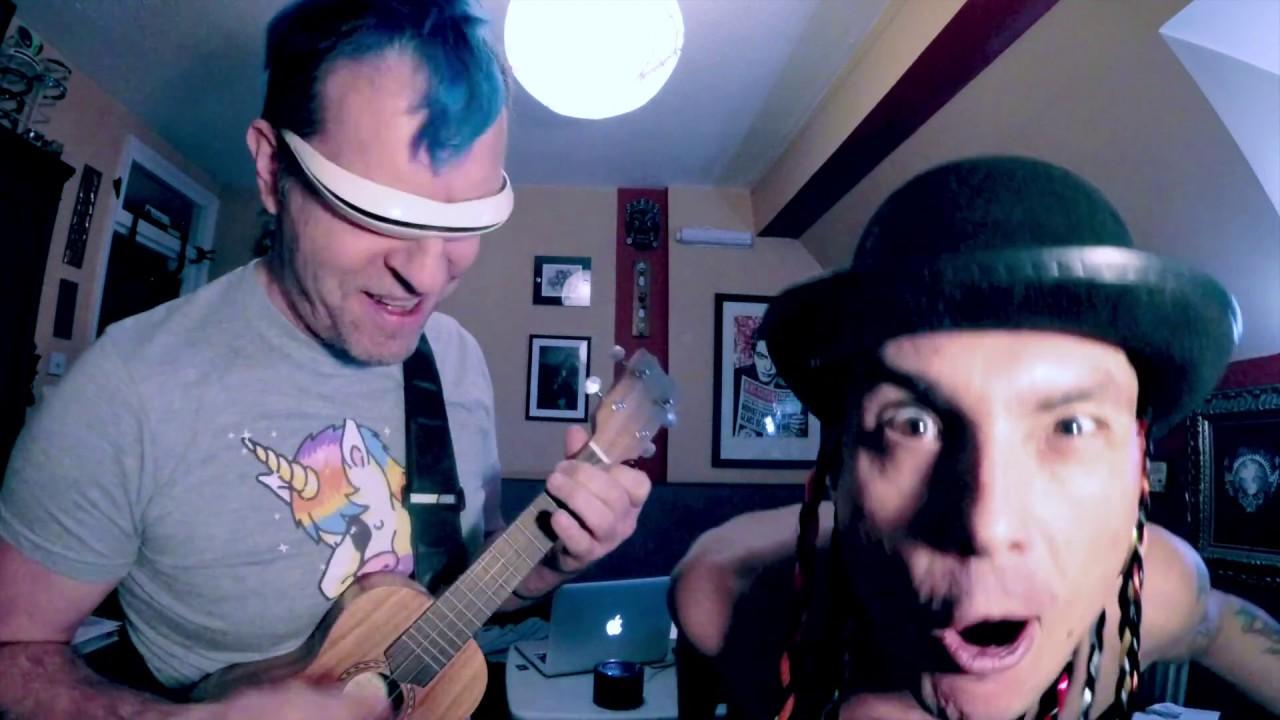 "Music In Our Underpants 1: ""Iko Iko"" - with the Restarts' Kieran & Juha's Collin #QUARANTIMEKILLER"