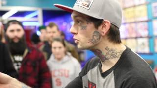 state street tattoo Friday the 13th 1-13-17