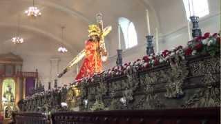 Salida Jesus de los Milagros 2013 MATER DOLOROSA