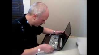 Comment démonter un ordinateur portable (Asus)