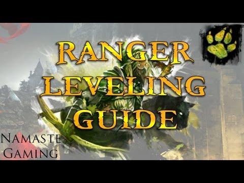 Gw Ranger Leveling Build